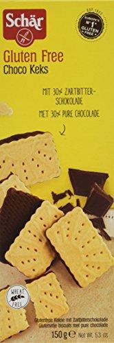 Schär Choco Keks glutenfrei 150g, 6er Pack