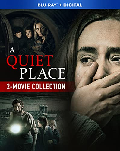 A Quiet Place, Part II / A Quiet Place [USA] [Blu-ray]