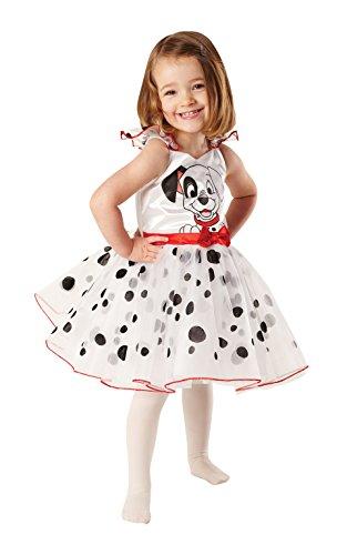 Rubie's- Disfraz infantil de 101 Dalmatas de bailarina (881213-T)