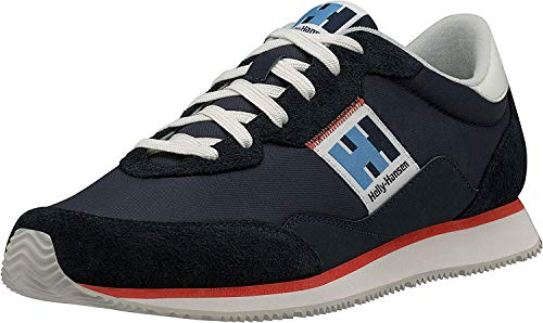 Helly Hansen Ripples, Zapatillas para Hombre, Azul (Navy/Off...