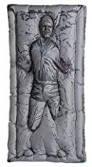 OFFICIALLY LICENSED Star Wars costume, a trademark of Disney and Lucasfilm; look for logo on packaging and labels to help insure you've received authentic safety-tested item Inflatable costume with one battery operated fan, gloves and mask Standard f...