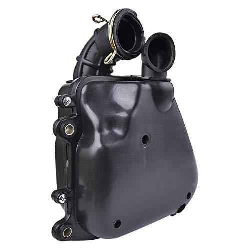 Caja de aire con filtro compatible con Sportsman Scrambler Predator 50 cc 90 cc ATV 0451080 MTB 2 tiempos