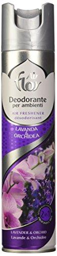 Air Flor - Désodorisant, lavande et orchidée, 300 ml