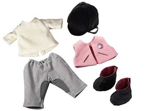 Haba Puppen-Kleider-Set Reitdress 38cm