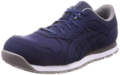 [アシックス] ワーキング 安全靴/作業靴 ウィンジョブ CP208 JSAA A種先芯 耐滑ソール ピーコート/ピーコート 27.0