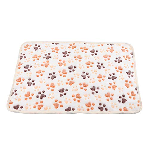 ExeQianming Manta para mascotas, color beige, para el hogar, gatos y perros