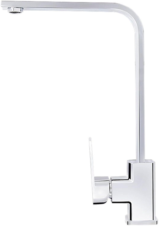 HCP Drehschwenk Einloch Küchenspüle Wasserhahn Farm Spültischbatterie Dreh