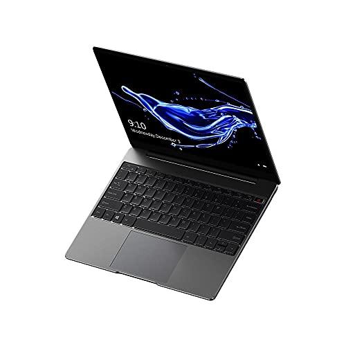 Chuwi Gemibook Pro PC Portatile Notebook Laptop Full Metal Case CPU Intel Quad Core 12GB RAM 256GB SSD 14  2K IPS tastiera retroilluminata Windows 10 originale copritastiera silicone incluso