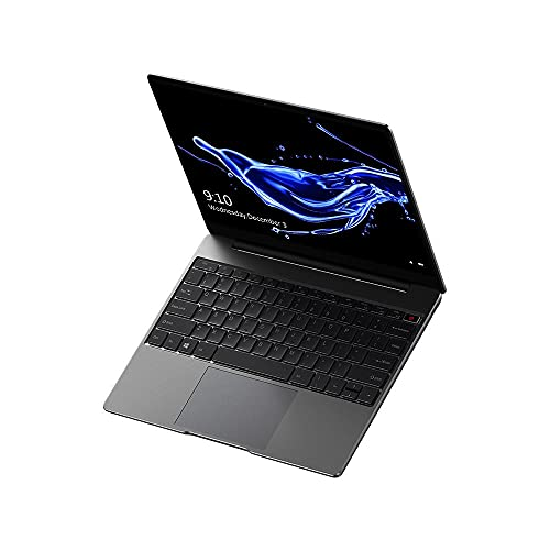 Chuwi Gemibook Pro PC portátil portátil Full Metal Case CPU Intel Quad Core 12 GB RAM 256 GB SSD 14 pulgadas 2 K IPS teclado retroiluminado Windows 10 original funda de teclado silicona incluida