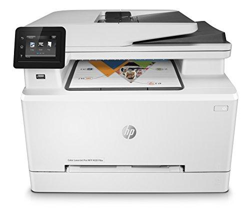 HP Color LaserJet Pro M281fdw Multifunktions-Farblaserdrucker