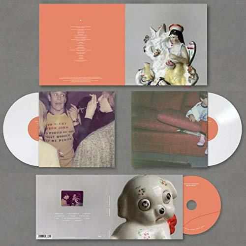 Monument (2lp,Whitw) [Vinyl LP]