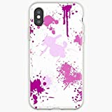 Splatoon Callie Case Ink Version Iphone| Unique Design Snap Phone Case Cover for iPhone, Samsung, Huawei | TPU Shockproof Interior Protective