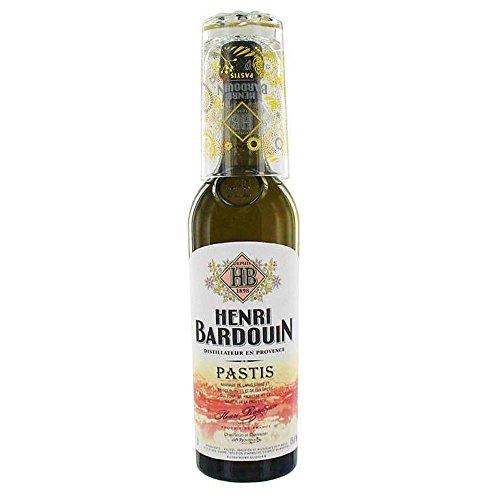 HENRI BARDOUIN Pastis (ohne das abgebildete Glas) 0,7 Liter