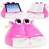 Cuddly Readers Book iPad Tablet Holder Novelty eReader Rest Sofa...