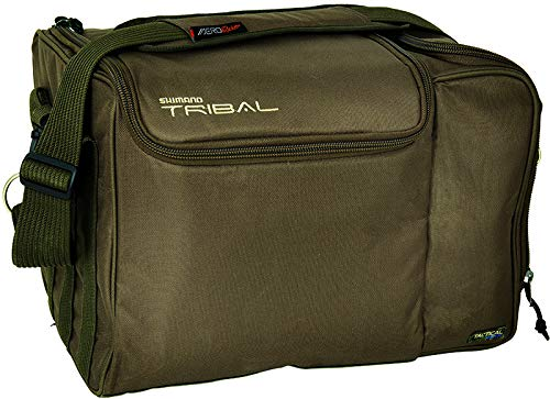 Japan-Shimano Luggage Tactical Carp Compact Food Bag & Aero Qvr - 42x26x29cm - SHTXL23