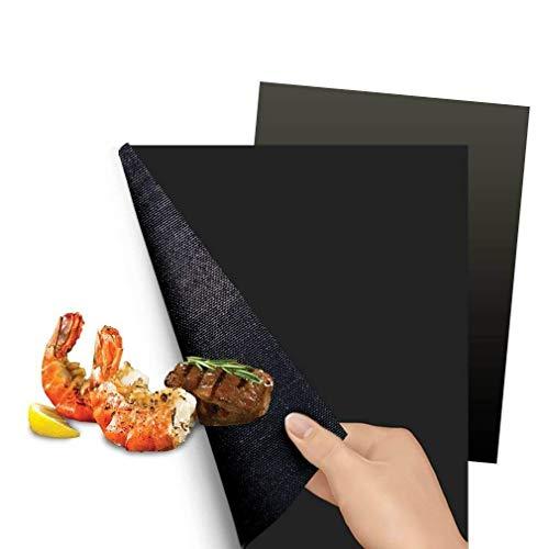Antihaftbeschichteter Backofeneinsatz, wiederverwendbar, langlebiges Grillzubehör für Backen, Ofen, Elektrogrills Kochen, Servieren, Grillen, Buffet