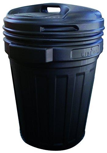 Vigor-Blinky VOER00004, Contenedor de pienso, 70 L, Color Negro, 30 x 30 x 40 cm