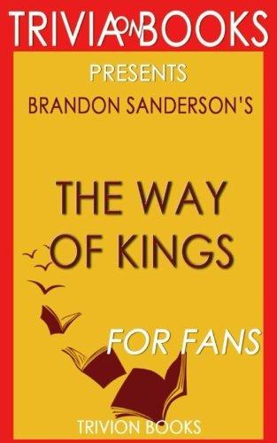 Trivia: The Way of Kings by Brandon Sanderson