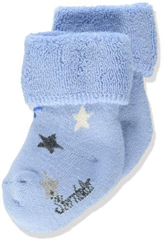 Sterntaler Baby-Boys Söckchen Sterne Socks, Himmel, 18