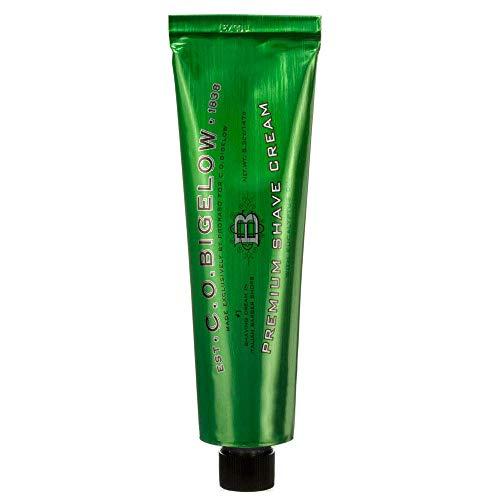 C.O. Bigelow Premium Shave Cream for Men with Eucalyptus Oil, 5.2 Ounces