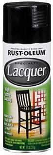 Rust-Oleum 1905830 1905-830 Spray Paint, 11-Ounce, Black