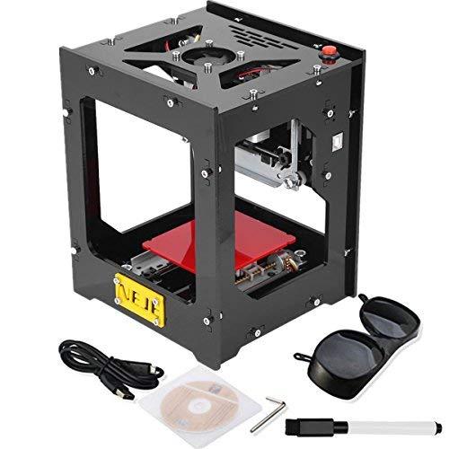 NEJE DK-BL Laser-Gravurmaschine, 1500mW, 6000mAh, Bluetooth, hohe Arbeitsgeschwindigkeit