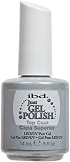 ibd just gel polish no cleanse top coat