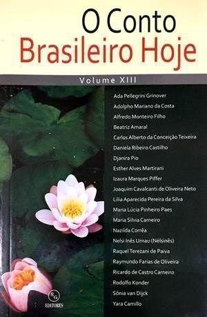 O conto brasileiro hoje, vol. XIII