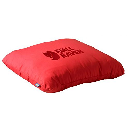 Fjällräven Unisex-Adult Accessory-Travel Pillow, Red, 30 cm