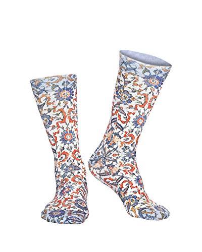 Wigglesteps Damen Socken CERAMIC ART, one Size (36-41)