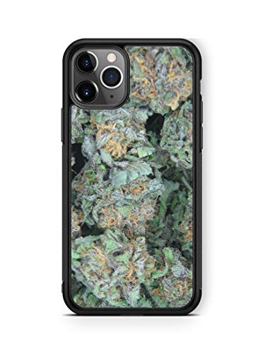 407Case Compatible with iPhone 11 Pro Max Weed Nuggets Protective Rubber Phone Case Marijuana Buds 420 (iPhone 11 Pro Max)