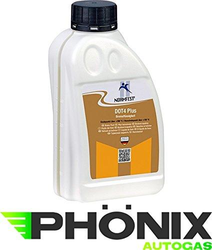 Norme Lave-vaisselle Dot4 Plus Dot 4 Liquide de frein 500 ml