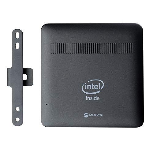 Mini PC Goldentec Intel Celeron Dual-Core 1.10GHz 4GB 64GB SSD VGA/ HDMI Linux
