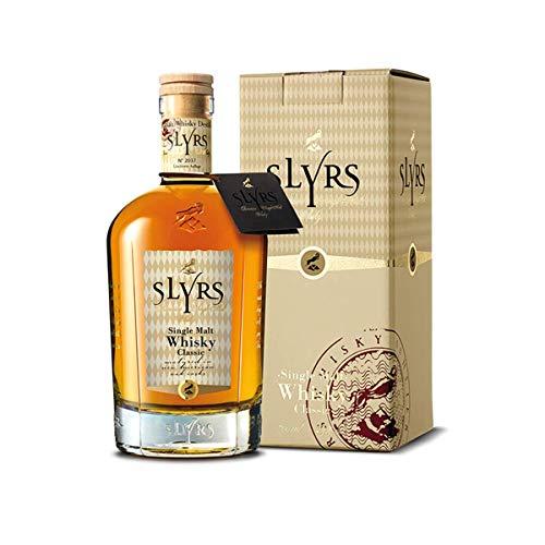 SLYRS Single Malt Whisky de Bavière - Classic - 43% vol. - 70 cl