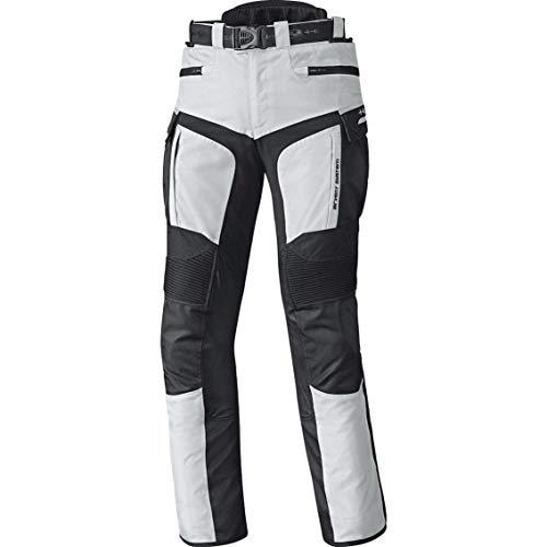 Held Matata II - Pantaloni da moto Adventure, da uomo, colore grigio/nero, 5XL, per enduro, viaggio, tutto l'anno, in pelle/tessuto