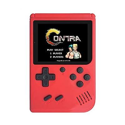 Cliramer 3 inch Handheld Retro FC Game Console ...