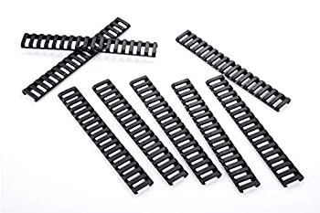 8 PCS Heat Resistant Polymer Ladder Covers