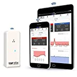 Temp Stick Wireless Remote Temperature & Humidity Sensor. Connects directly to WiFi. Free 24/7...