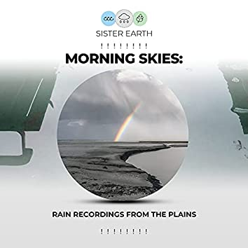 ! ! ! ! ! ! ! ! Morning Skies: Rain Recordings from the Plains ! ! ! ! ! ! ! !