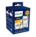 Philips X-tremeUltinon gen2 LED foco de señalización para automóvil (WY21W amber)