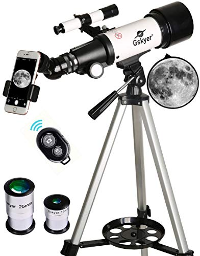 Visit the Portable Astronomical Refractor Telescope on Amazon.