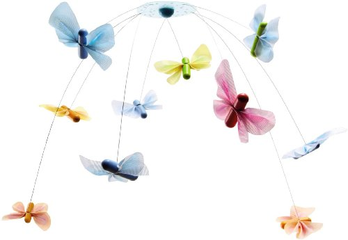 HABA 5145 - Mobile Schmetterlingsfreunde