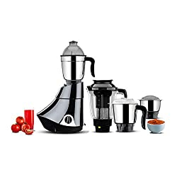 Butterfly Smart 750-Watt Mixer Grinder with 4 Jar (Grey)