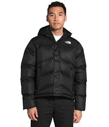 The North Face Men's Balham Down Jacket, TNF Black, XL