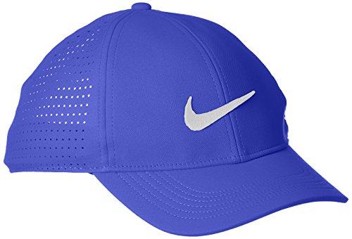 NIKE Legacy91 Perf Gorra de Golf, Hombre, Azul (Blue 452), Talla Única