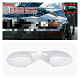 YUYAOYAO M3 Style Side Cover Cover Cover Cover Remplacement Blanc Fit for-BMW 3 Série E90 E91...