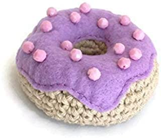 Handmade Play Food Donut, Pin Cushion Doughnut