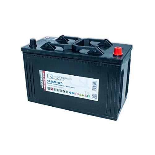 Versorgungsbatterie 12V 120Ah Solar Wohnmobil Boot Mover Schiff Batterie 120AH