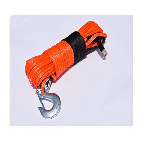 ScottDecor Winch Rope and Fairlead 3/8