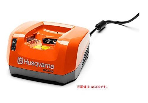 Husqvarna QC500 - Cargador (100-240, 50/60, 500 W, Naranja, Cargador de baterías para Interior, 1 Pieza(s))